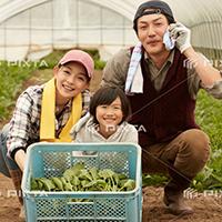 農業資金<br>日本の未来を担う皆様へ